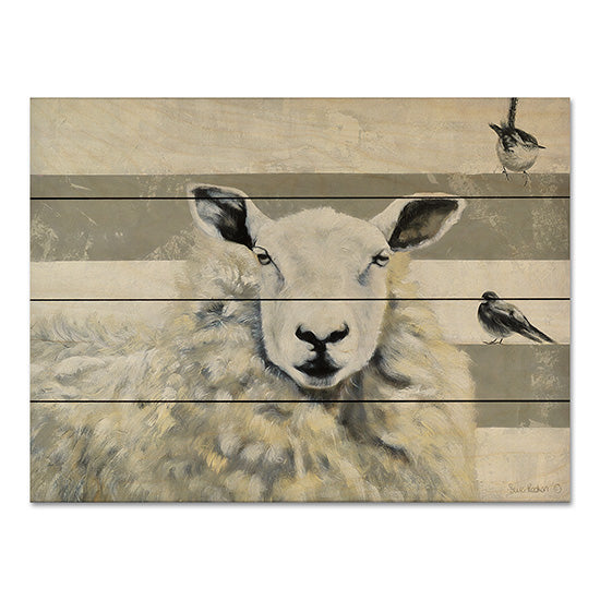 Suzi Redman RED108PAL - Gatherings Sheep, Birds, Portrait, Selfie from Penny Lane
