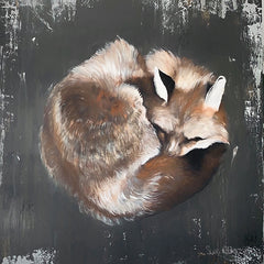 RED119 - Sleeping Fox No. 11 - 12x12