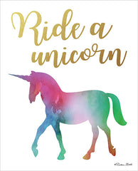 SB610A - Ride a Unicorn - 12x16