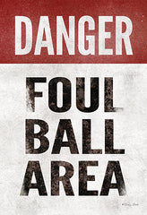 SB667 - Foul Ball Area - 12x18