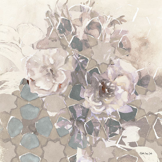 Stellar Design Studio SDS148 - SDS148 - Transitional Blooms 2 - 12x12 Flowers, Abstract from Penny Lane
