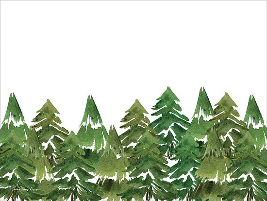 Seven Trees Design ST356 - Trees in a Row I Trees, Christmas Trees, Pine Trees from Penny Lane