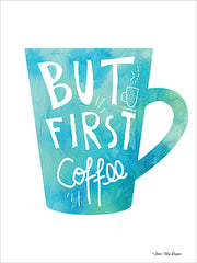 ST567 - But First Coffee - 12x16