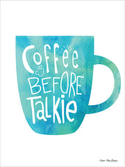 ST568 - Coffee Before Talkie - 12x16