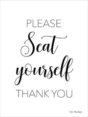 ST578 - Please Seat Yourself - 12x16