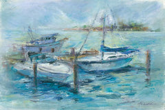 TOC120 - Dockside - 16x12