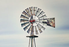 WL133 - Windmill Close-Up - 18x12