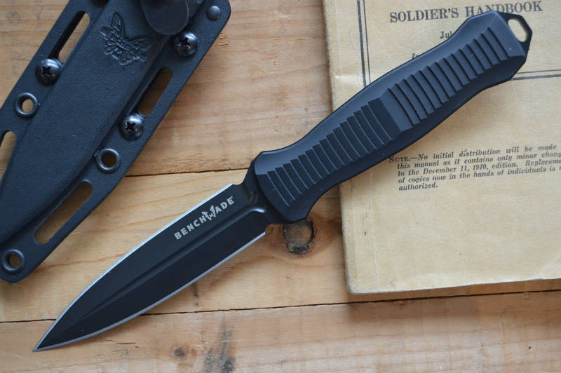 Benchmade 133BK Fixed Blade Infidel - Fixed Blade - Northwest Knives