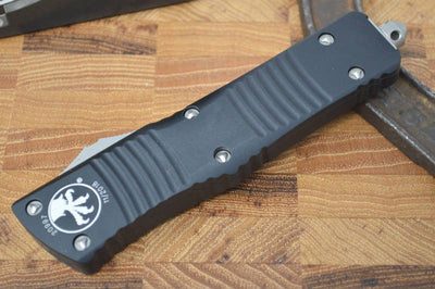 Microtech Combat Troodon OTF - Tanto Edge / Satin Blade - 144-4