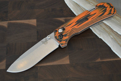 Benchmade 15060-1801 Grizzly Creek Limited Edition - Northwest Knives