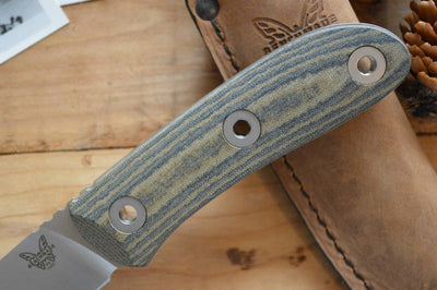 Benchmade 15400 Mel Pardue Hunter - Fixed Blade - Northwest Knives