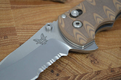 Benchmade 300SSN Butch Ball Design Flipper
