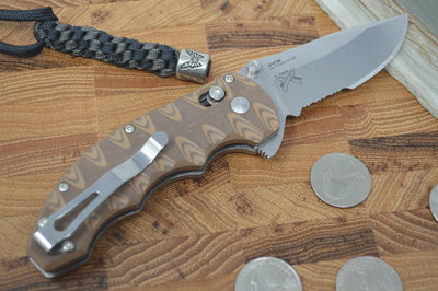 Benchmade 300SSN Butch Ball Design Flipper - Northwest Knives