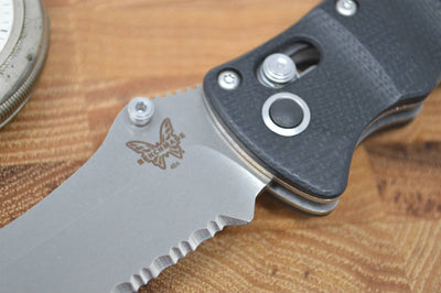 Benchmade 484S Nakamura Designed Folder - G10 Handle
