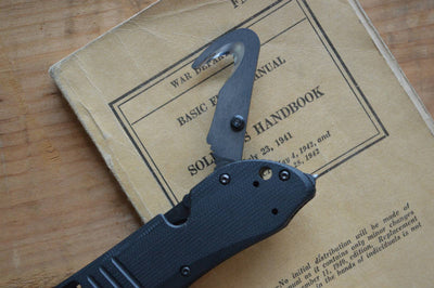 Benchmade 917SBK Tactical Triage - Manual Folder - Northwest Knives