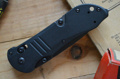 Benchmade 917SBK Tactical Triage - Manual Folder