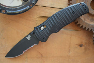 Benchmade 1000001SBK Volli - Assisted Opening - Northwest Knives