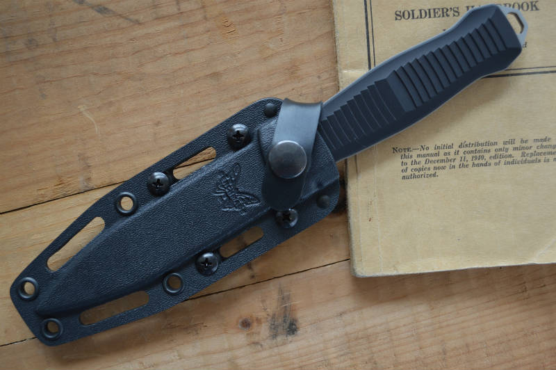 Benchmade 133 Infidel Fixed Blade Knife Free 2 Day