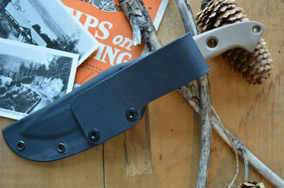 Benchmade 162-1 Bushcrafter - Fixed Blade