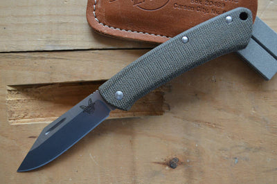 Benchmade 318 Proper Clip Point - Traditional Folder - Northwest Knives