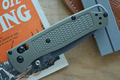Benchmade 535GRY-1 Bugout - Manual Folder - Northwest Knives