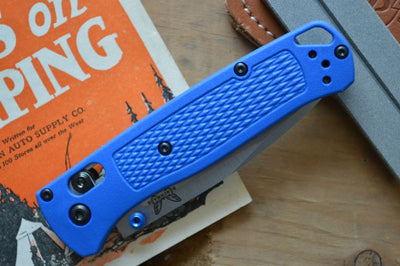 Benchmade 535S Bugout - Manual Folder