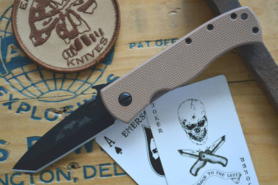 Emerson CQC7 - Tan G10 / On Sale @ Northwest Knives