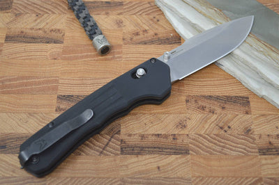 Benchmade 407 Vallation Tactical Knife - Assisted Opening - Northwest Knives