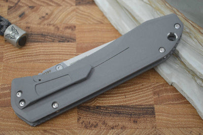 Benchmade 761S Titanium Monolock - CLOSEOUT - Northwest Knives