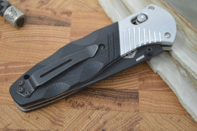 Benchmade 581BK Barrage - Assisted Opening - CLOSEOUT!
