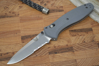 Benchmade 580S-2 Barrage - Assisted Opening - CLOSEOUT! - Northwest Knives