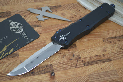 Marfione Custom Combat Troodon OTF - Mirror Polish Star Grind Blade - SN#006 - Northwest Knives