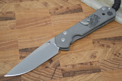 "Chris Reeve Knives Small Sebenza 21 - CGG ""Rhino"""