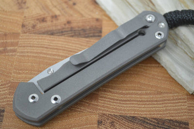 "Chris Reeve Knives Small Sebenza 21 - CGG ""Rhino"" - Northwest Knives"