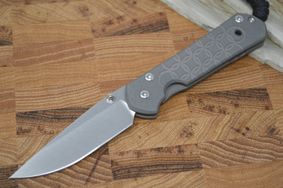 "Chris Reeve Knives Small Sebenza 21 - CGG ""Chainmail"""