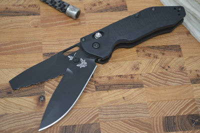 Benchmade 365BK Outlast Dual Bladed Knife - S30V & 3V Blades