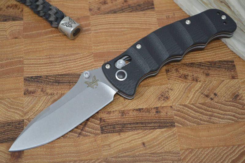 Benchmade 484 Nakamura Designed Folder - G10 Handle - Northwest Knives