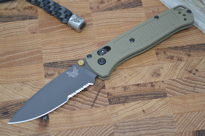 Benchmade 535SGRY-1 Bugout - Manual Folder