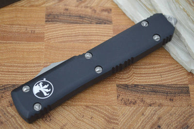 "Microtech Ultratech OTF - Single Edge / Satin Blade - 121-4 ""Demo Model"" - Northwest Knives"