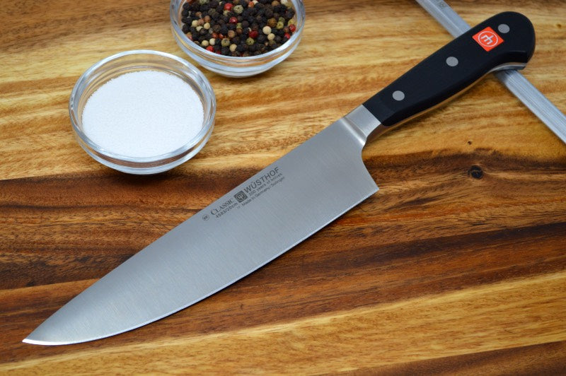 "Wusthof Classic - 8"" Chef's Knife with Demi-Bolster"