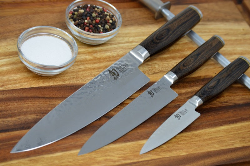 Shun Premier - 3pc Starter Set