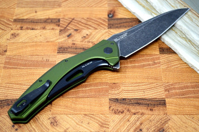 Kershaw 7777OLBW Bareknuckle - Assisted Opening
