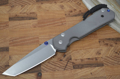 Chris Reeve Knives Large Sebenza 21 - Tanto Blade