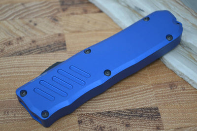 Guardian Tactical Recon 035 - Two toned blade / Blue aluminum handle