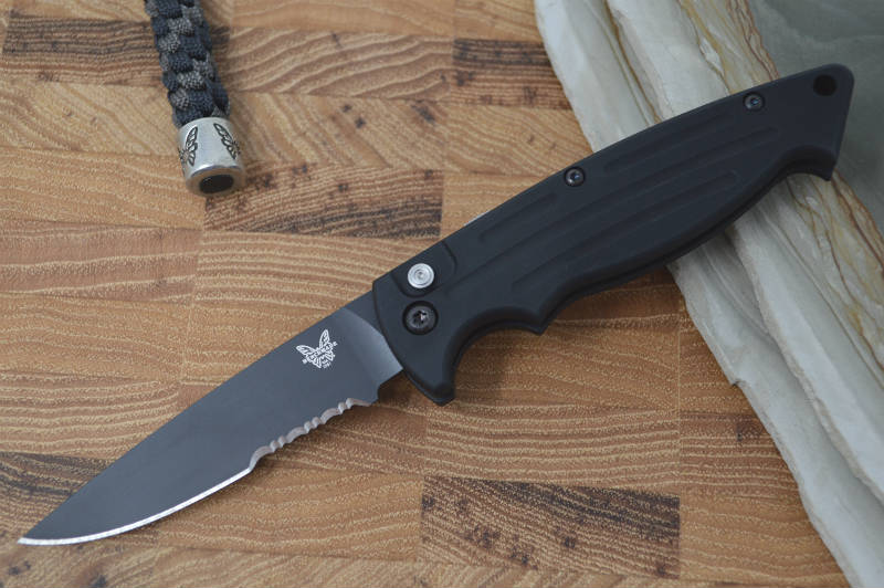 Benchmade 2551SBK Mini Reflex II - Automatic Knife - Northwest Knives