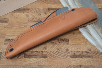 White River Ursus 45 Bushcrafter - Natural Canvas Micarta Handle