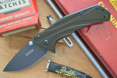 Kershaw 1870OLBLK Speedsafe Knife
