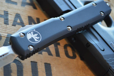 Microtech Ultratech OTF - Double Edge / Satin Blade - 122-4 - Northwest Knives