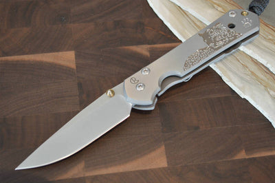 Chris Reeve Knives Small Sebenza 21 - CGG Leopard - Northwest Knives