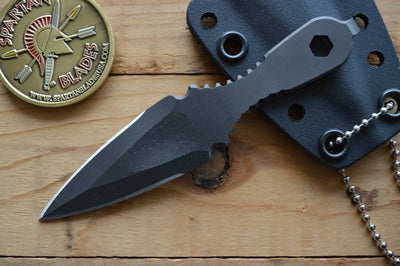 Spartan Blades VELOS neck knife - Northwest Knives